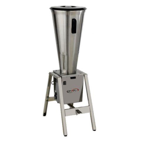 Liquidificador Industrial Basculante 20L Bivolt Becker