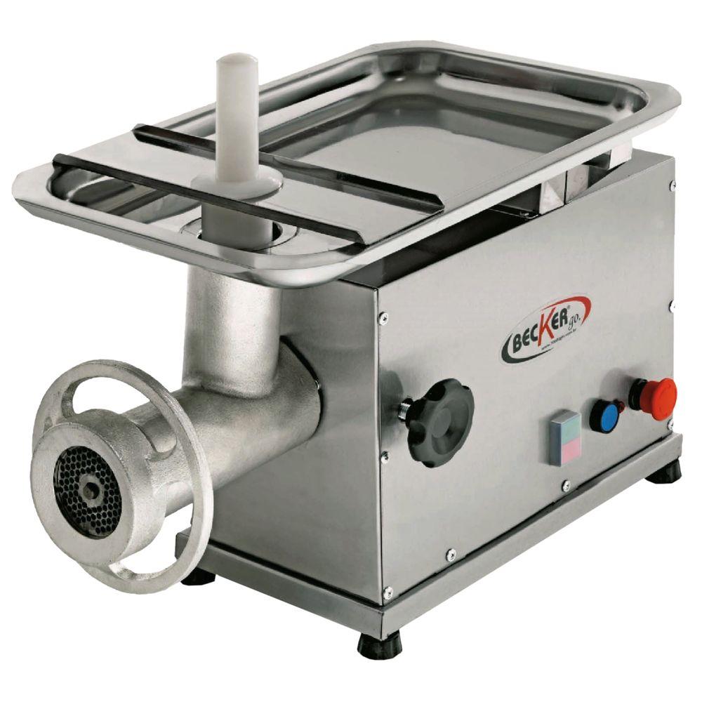 Picador de Carne Inox Boca 10 MBI-10  Becker