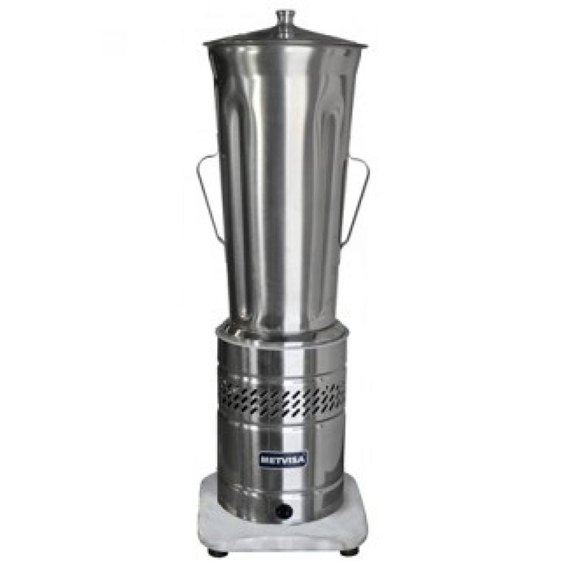 Liquidificador Baixa Rotação 6L  - Metvisa