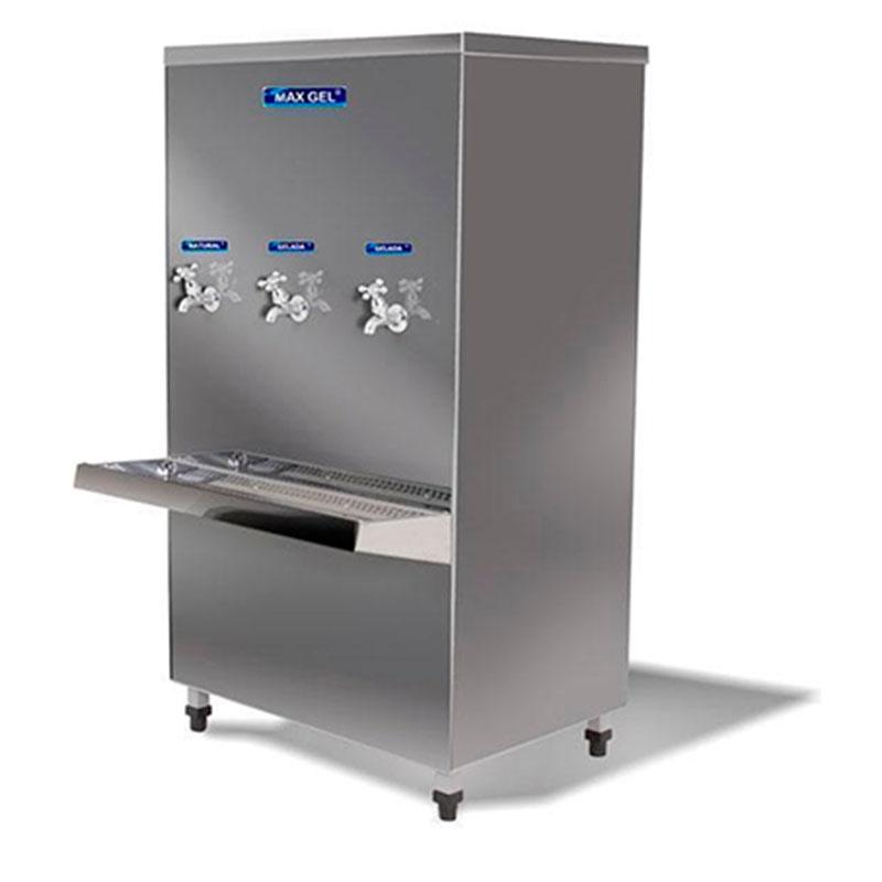Bebedouro Industrial 100 Litros Max Gel