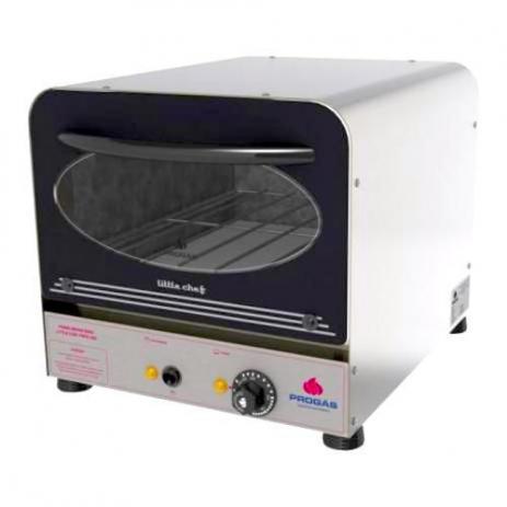 Forno Elétrico 25 Litros  Litle Chef mod. PRPE 200 Progás