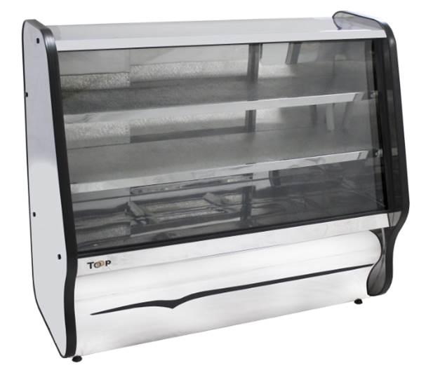 Balcão Refrigerado Toop Inox Ormifrio